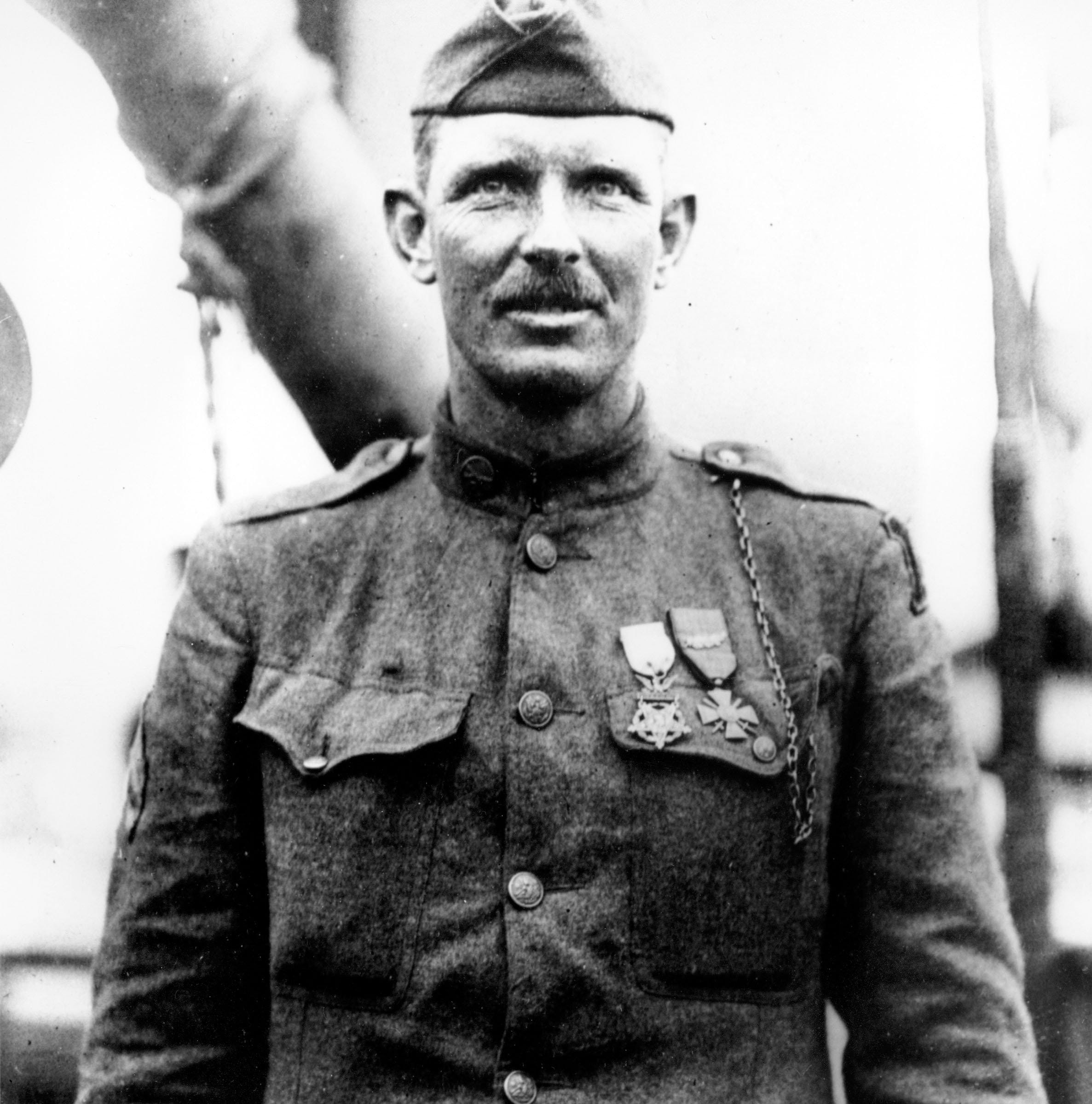 WW1: Tennessee's most famous soldier, Alvin C. York, didn't want to go to war