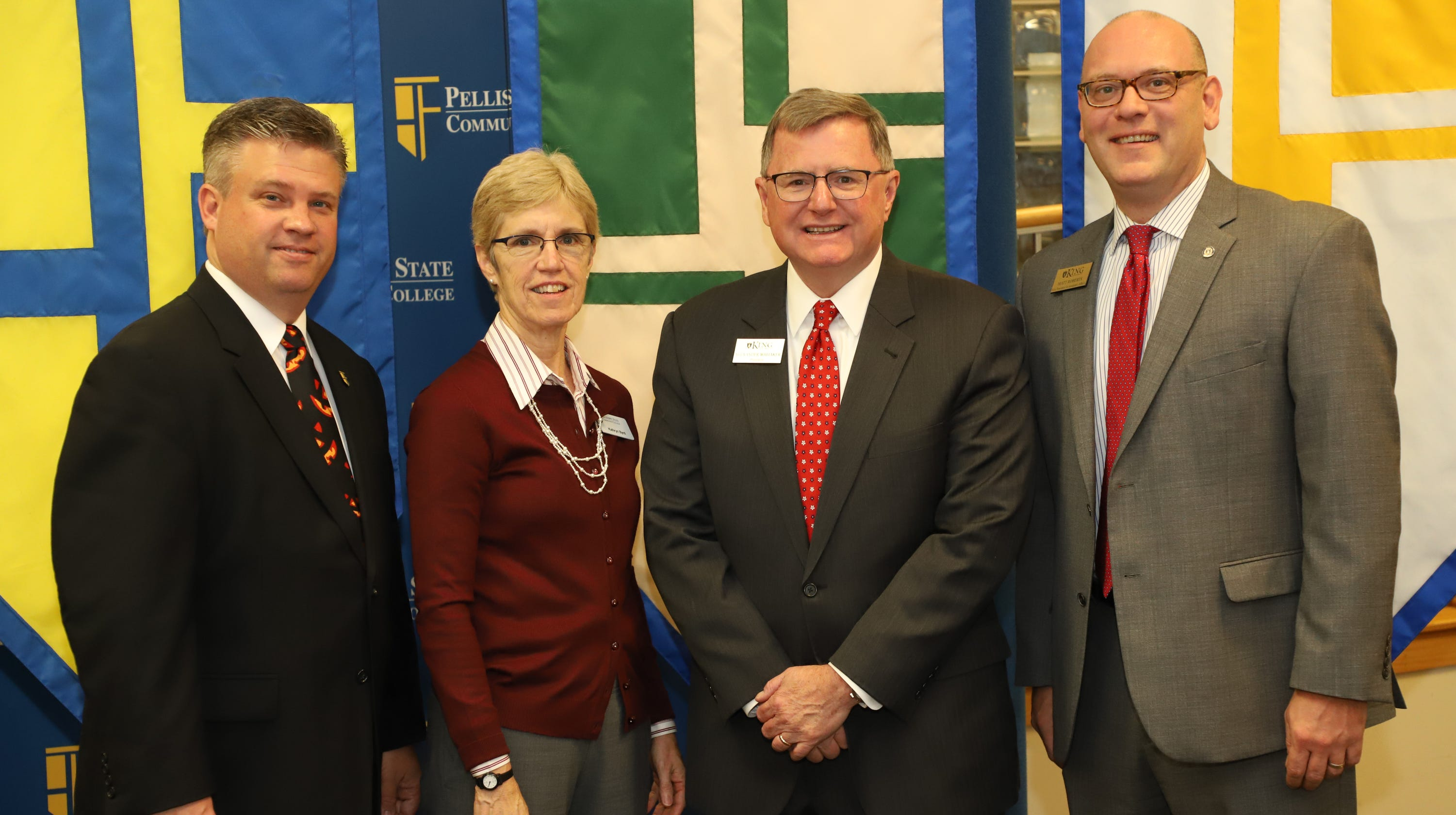 King University And Pellissippi State Announce Dual Admissions Program