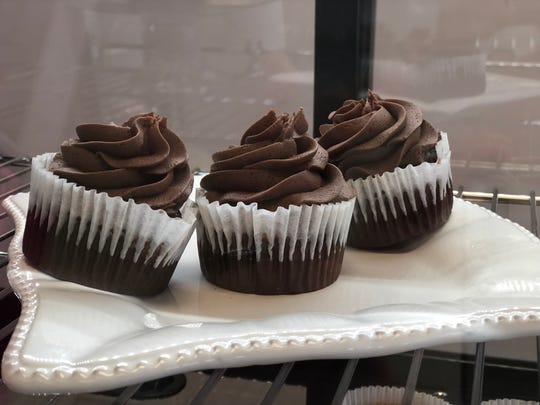 Lynnette Casazza created her own flour blend that she uses in all of her gluten free recipes at Mama C's Gluten Free Bakery on Chapman Highway.