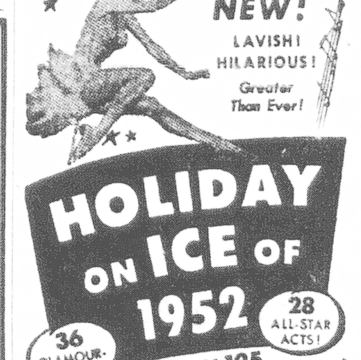 This ad ran in the October 3, 1951 Lancaster Eagle-Gazette.