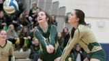 Highlights and interviews from South Lyon's district semifinal volleyball victory over Howell.