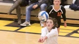 Highlights and interviews from Brighton's victory over Hartland in the district volleyball semifinals.