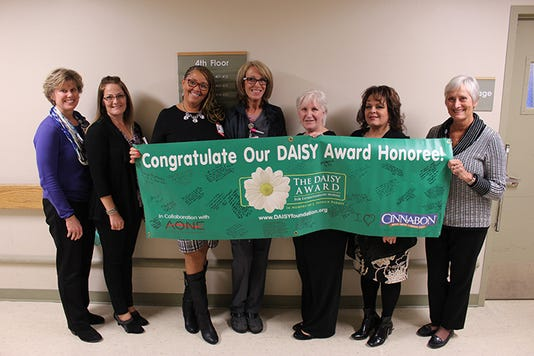 Linda Todosciuk Receives DAISY Award
