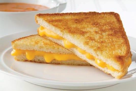 Grilled Cheese Fest 4 Sammies