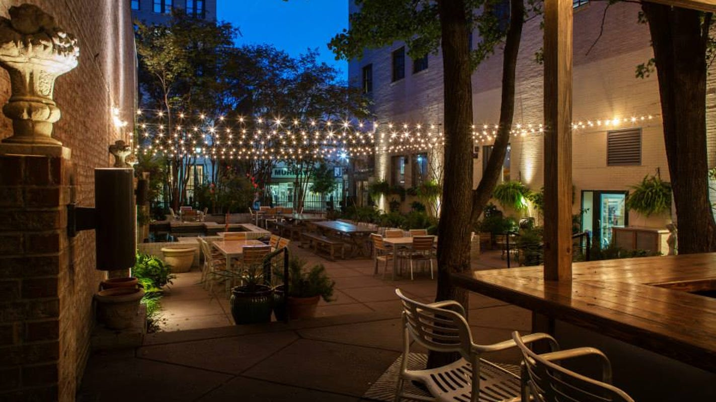 10 to try: Memphis restaurants with toasty warm heated patios