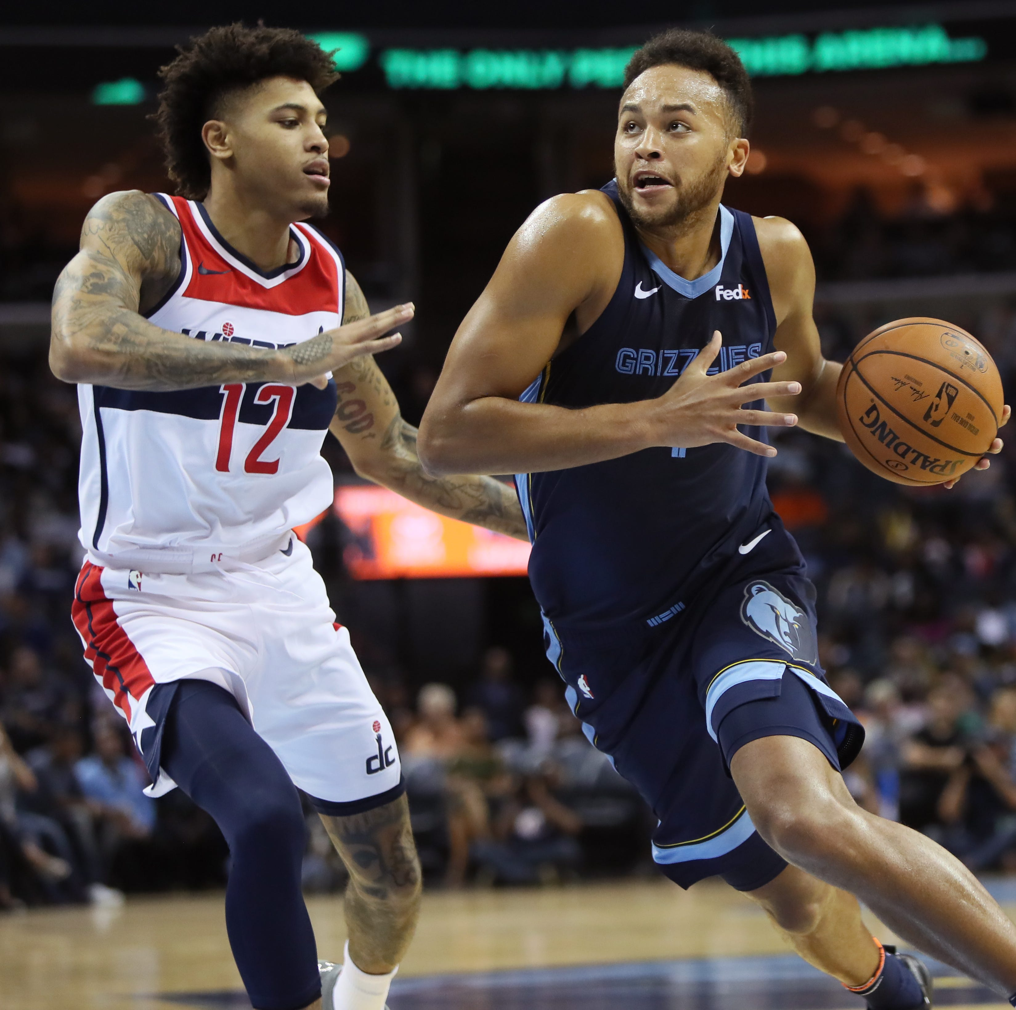 Deal to bring Kelly Oubre to Memphis Grizzlies dies in confusion over Brooks