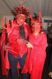 Ray & Candy Seward are having a devilish good time!
