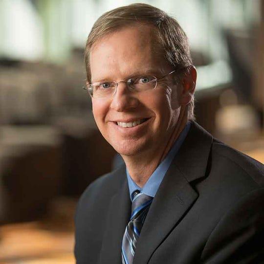 David Gamm, director of UW's McPherson Eye Research Institute.