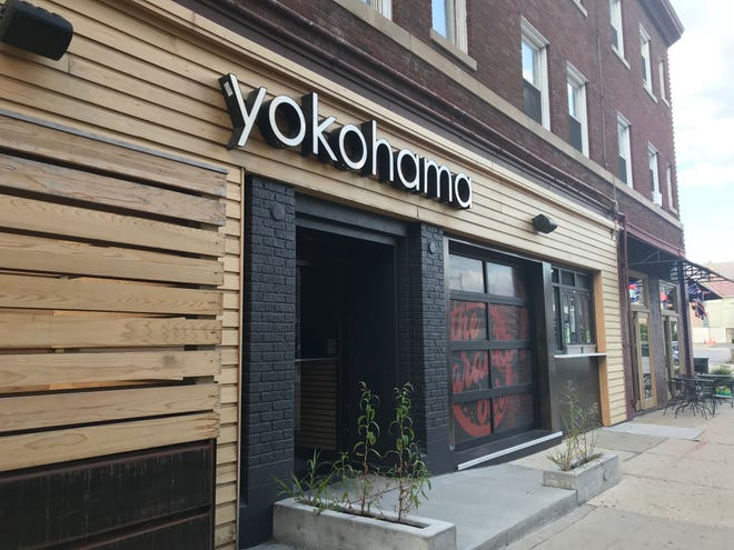 The former Yokohama at 1932 E. Kenilworth Place will open as Merge, a Korean fried chicken-wing pub, on Nov. 21.