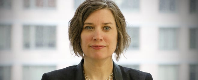 Milwaukee native Jennifer Benka is executive director of the Academy of American Poets. In other words, she is one of American poetry's biggest lobbyists.