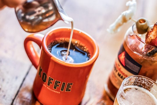As part of its new brunch, the Lowlands Group also teamed up with Colectivo Coffee for a brand new blend exclusive to Cafe Hollander.