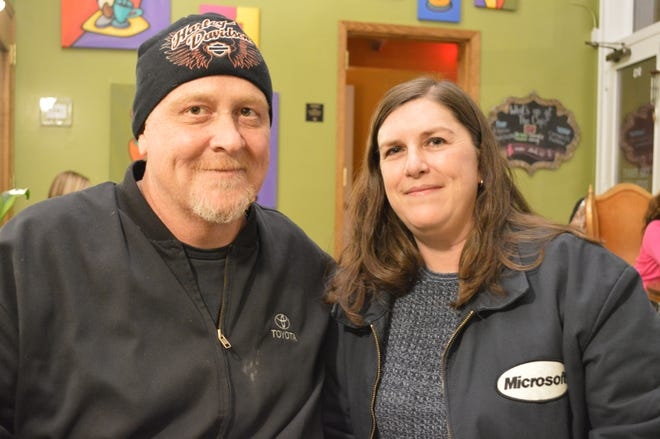 Mug Z's Pub and Grill in Muskego is holding a poker tournament and benefit for Steve and Amy Riddle and their family at 1 p.m. Nov. 10. At the end of June, Steve Riddle was diagnosed with stage three esophageal cancer.