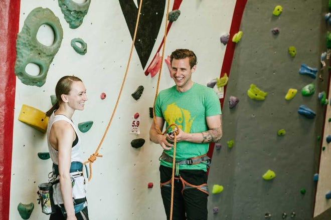 Adventure Rock is open to the general public from 9 a.m. to 10 p.m. daily.