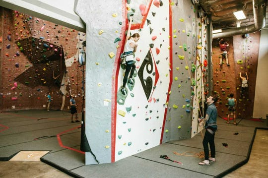 Adventure Rock has locations in Brookfield and Milwaukee.