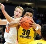 Rebuild puts Marquette University basketball in position to challenge for a Big East title.