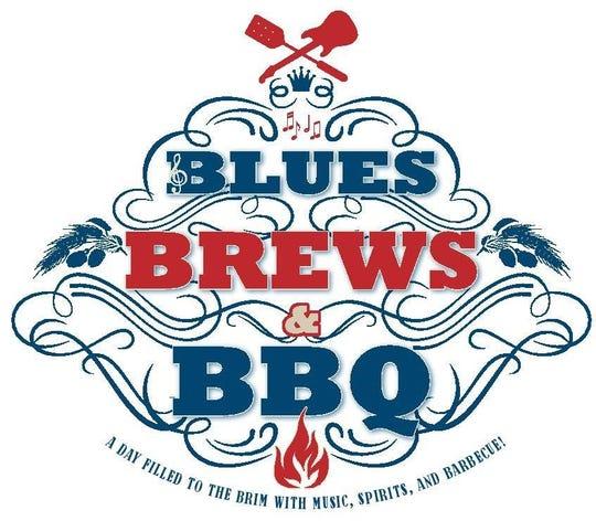 Blues, Brews and BBQ is Saturday.