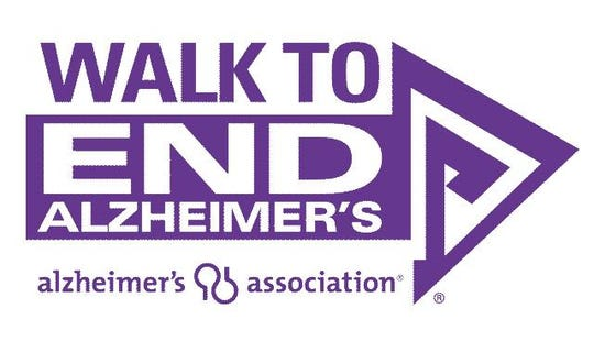 The Walk to End Alzheimer's is Saturday.