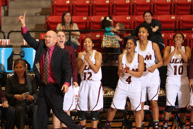 Dow has compiled a 34-84 overall record, 18-58 in the Sun Belt Conference, entering his fifth season at ULM.