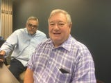 Rutherford County Industrial Development Board members Dennis Waldron and Jimmy Evans talk about La Vergne adding 336 jobs through tax-break deal.