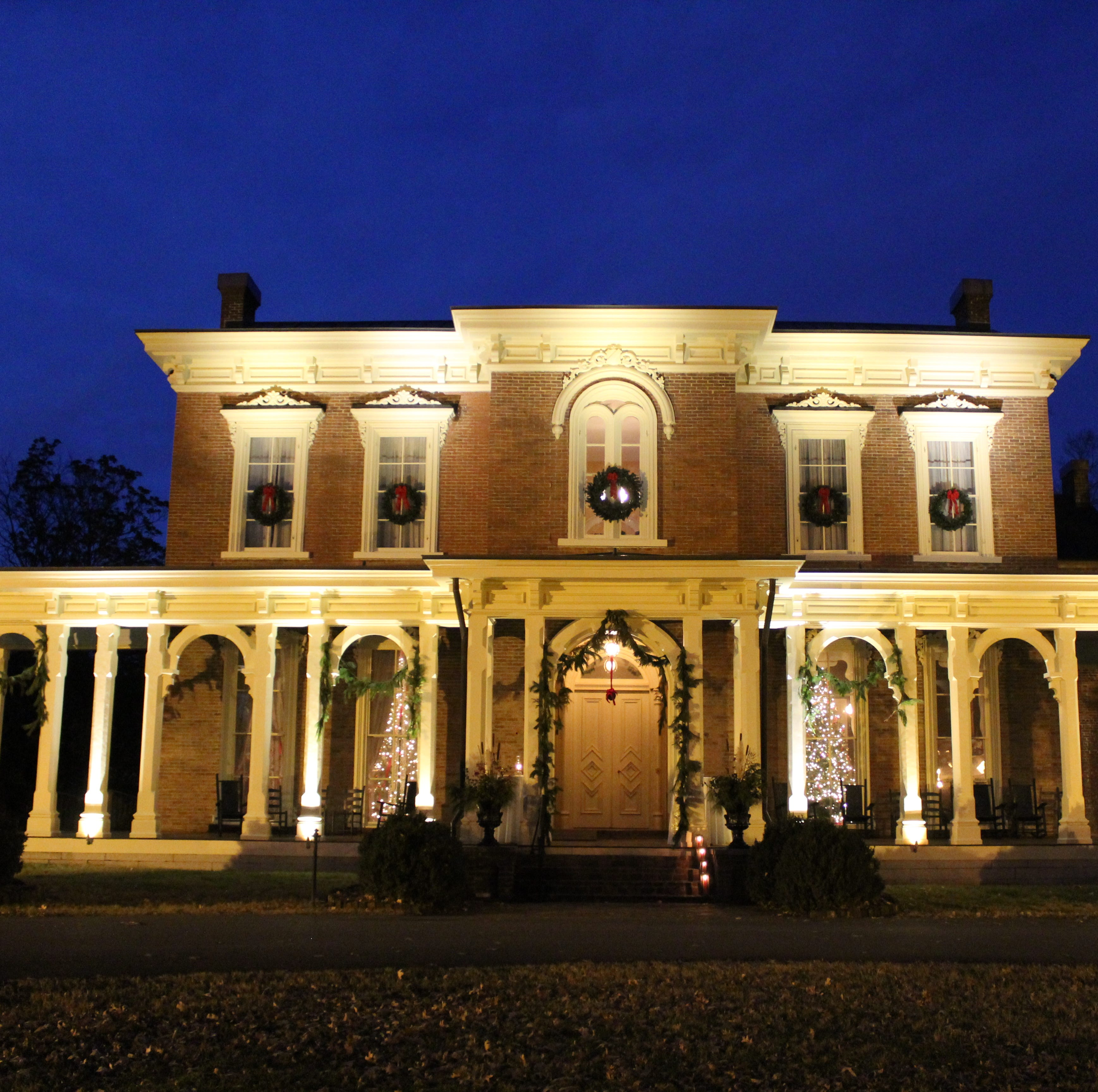 Oaklands Mansion announces Candlelight Tour of Homes locations
