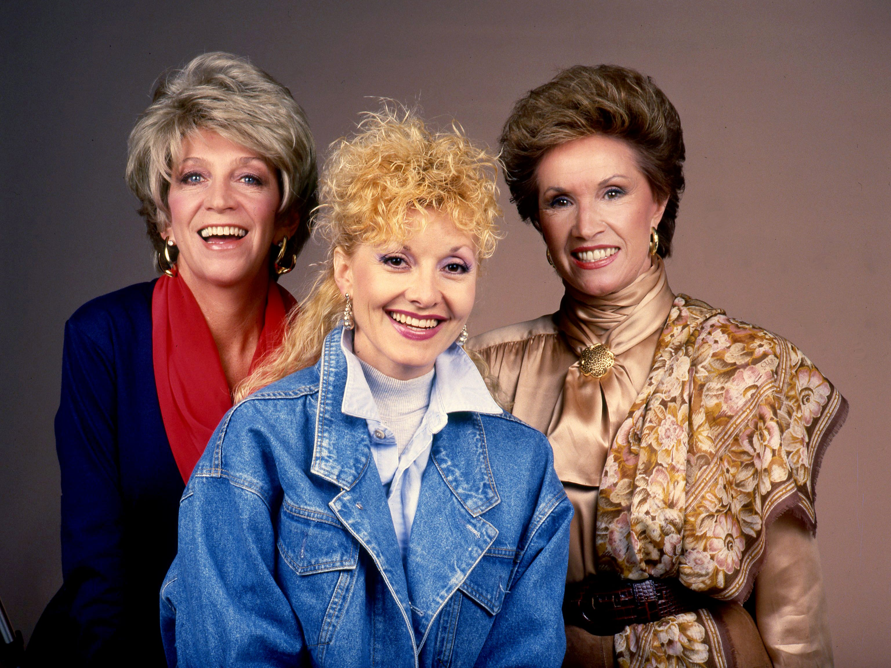 "Jeannie Seeley, left, Stella Parton and Jan Howard will perform in the upcoming production of the Circle Players musical ""The Unsinkable Molly Brown"" at the Tennessee Performing Arts Center."