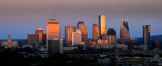 Nashville Skyline 2018