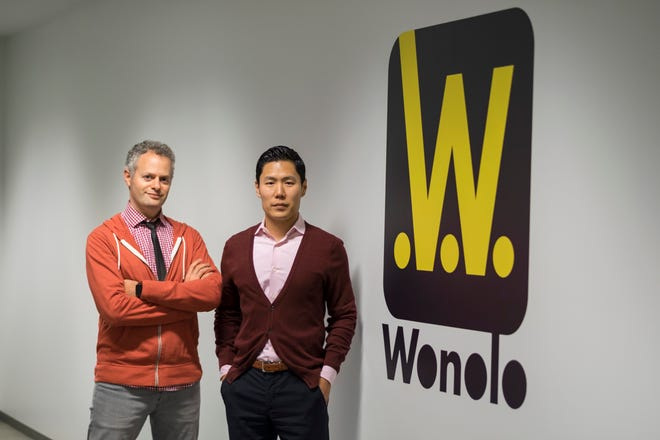 San Francisco-based company Wonolo, co-founded by AJ Brustein and Yong Kim, now connects thousands of firms nationally with workers.