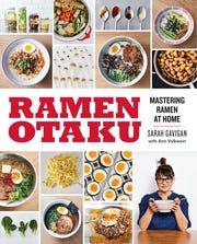 """Ramen Otaku: Mastering Ramen at Home"" by Sarah Gavigan"