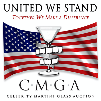 #stock Celebrity Martini Glass Auction