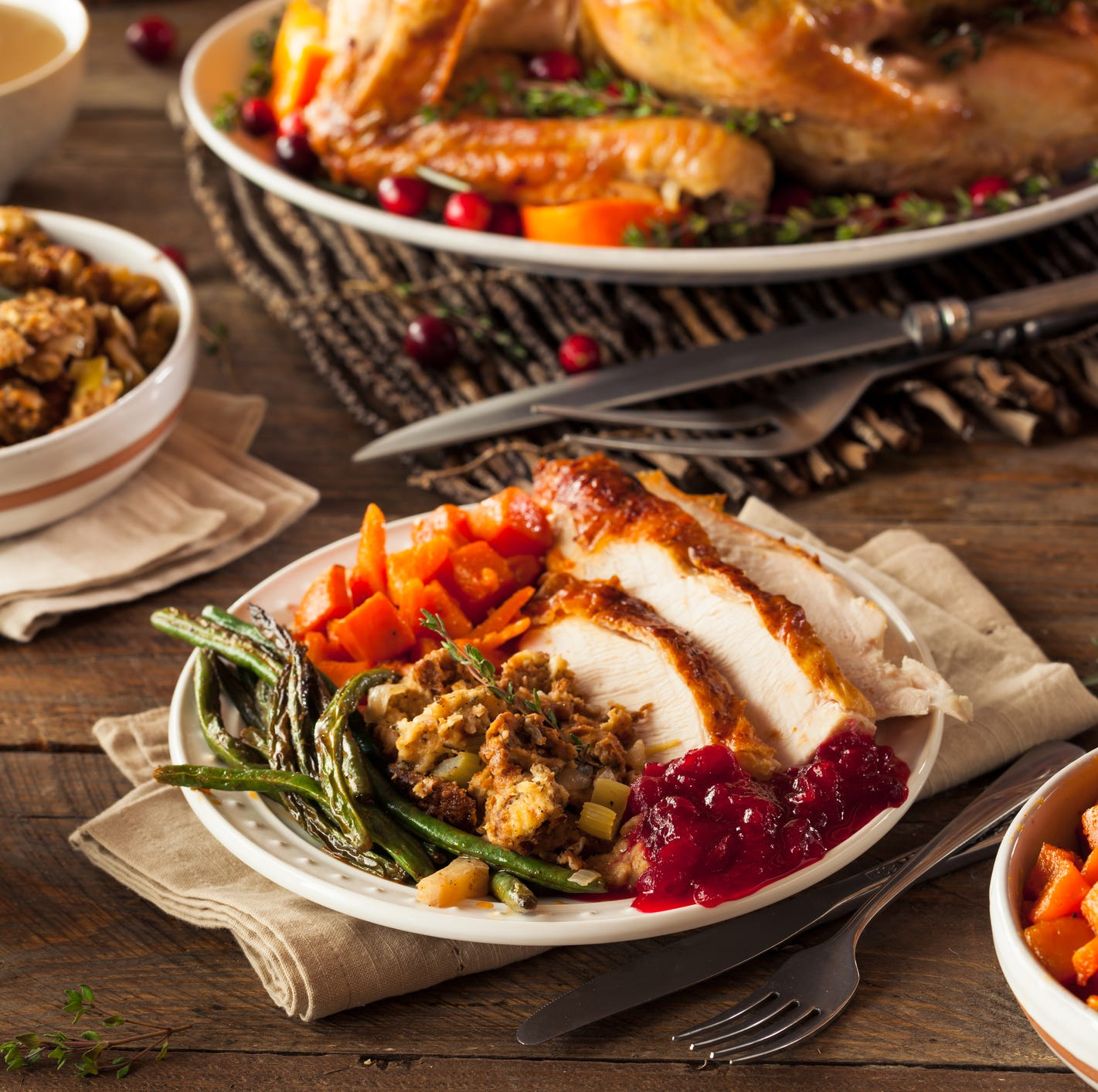 The Buzz: Make reservations for Thanksgiving