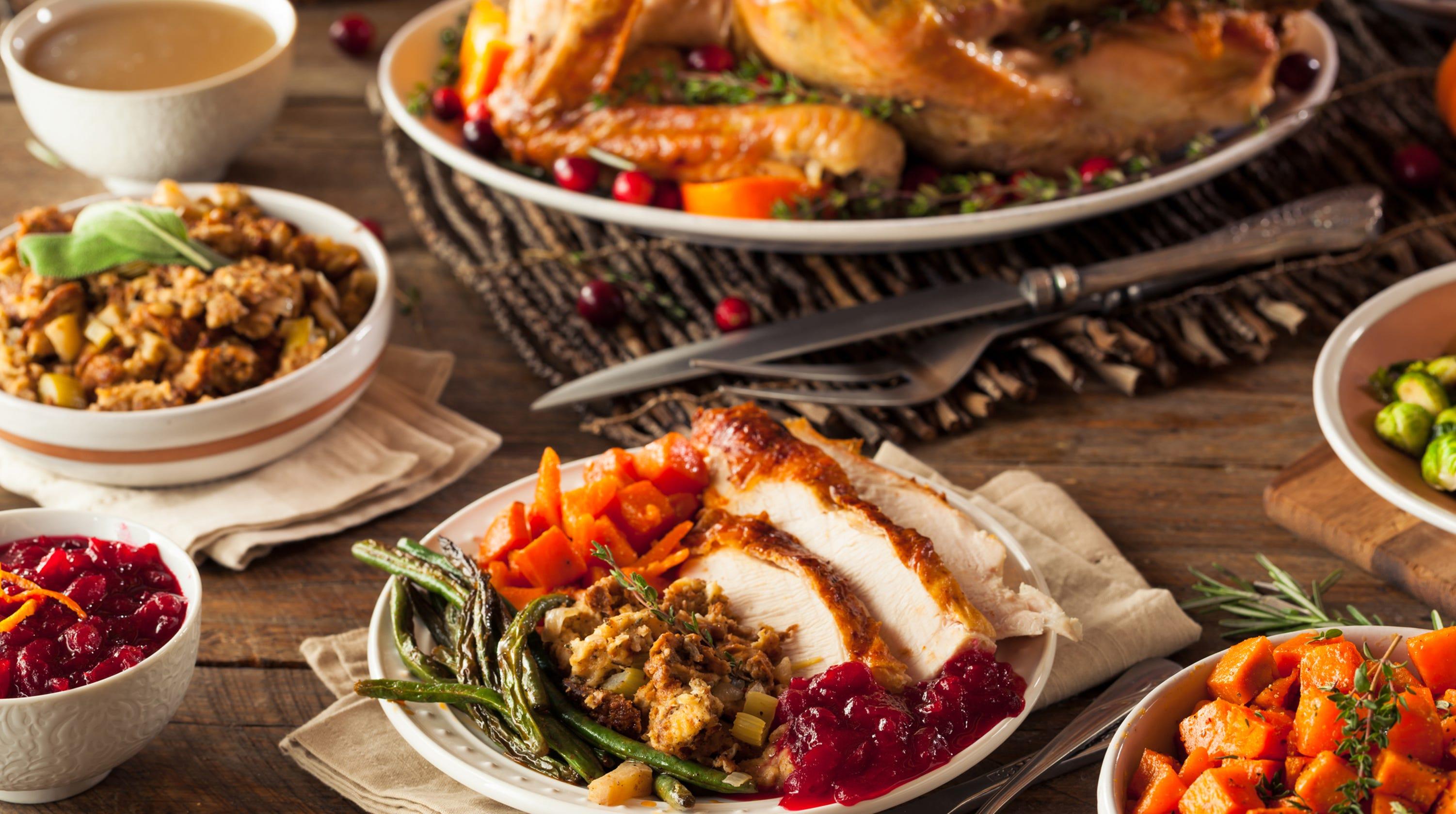 thanksgiving appleton restaurants open