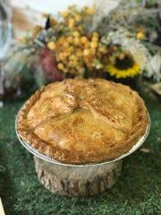 La Promenade's apple pie