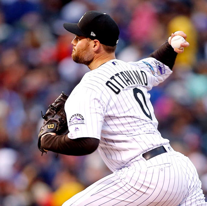 Yankees sign Adam Ottavino to bolster bullpen, reports say