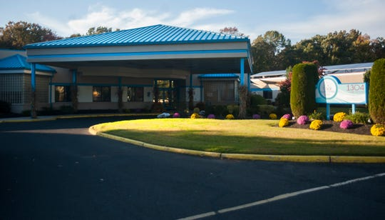 Exterior of the Voorhees Pediatric Facility, located in Voorhees, New Jersey, on Wednesday, October 31, 2018.  Four children were diagnosed with a form of adenovirus at this facility.