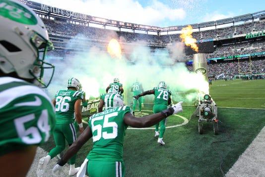 Nfl Minnesota Vikings At New York Jets