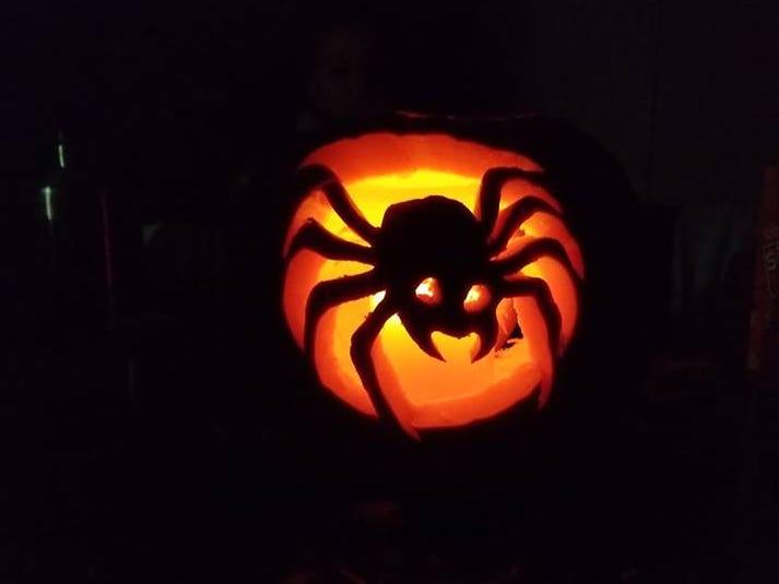 Pumpkin by Robert and Kendra Gavaldon.