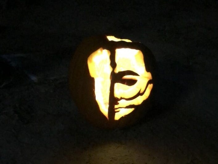 Michael Myers Halloween, by Brianna Monique and Josh Sifuentes.