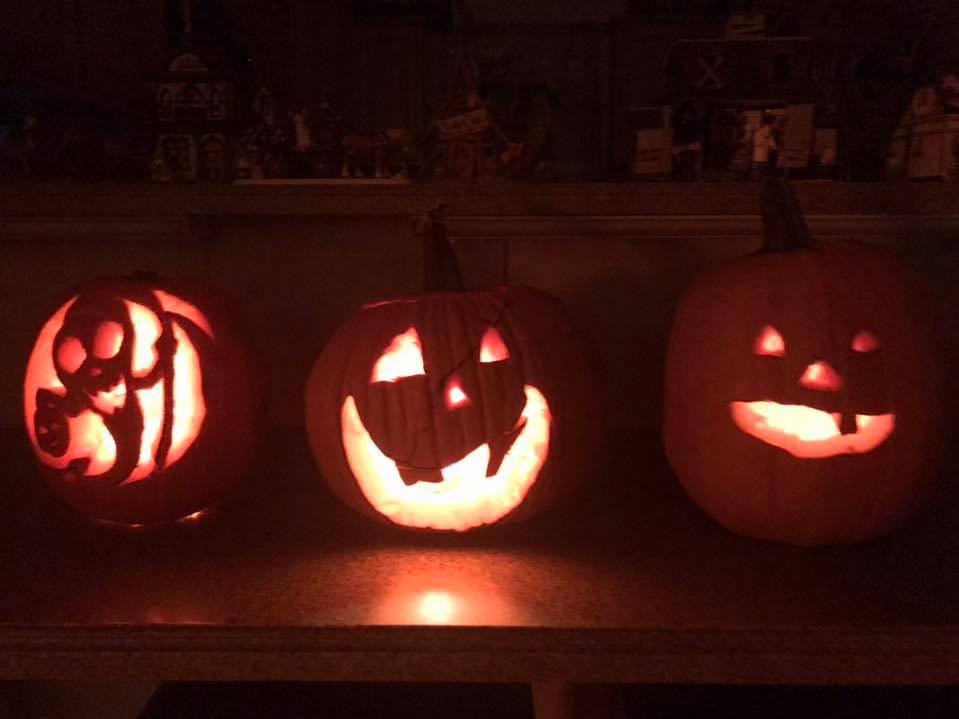 Pumpkins by Kaiya Karges.