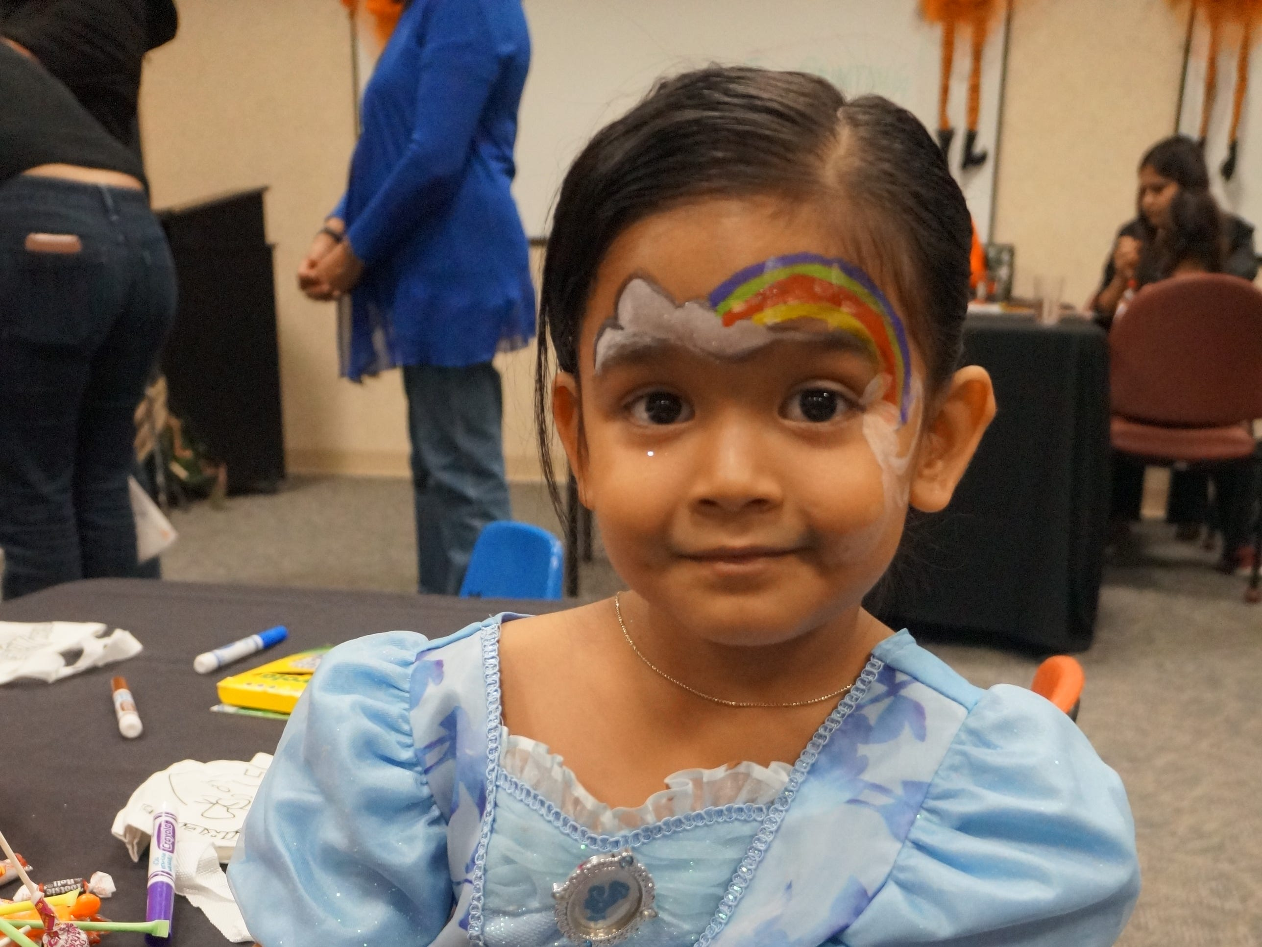 Memorial Medical Center in Las Cruces was host to a reunion of children who had been helped by the hospital's neonatal intensive care unit. Children came dressed in costume for the second NICU Reunion Carnival, held Tuesday, Oct. 30. The children, parents and hospital staff enjoyed food and games for the afternoon.