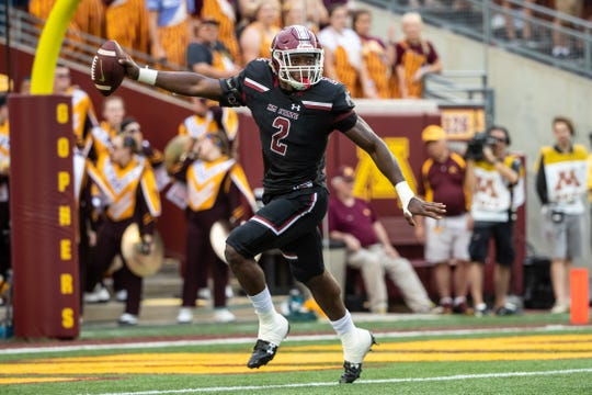 Former New Mexico State football player Terrill Hanks has signed as an undrafted free agent with the Miami Dolphins.