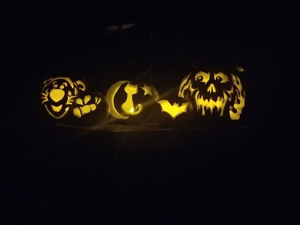 Pumpkins by Hector Moreno.