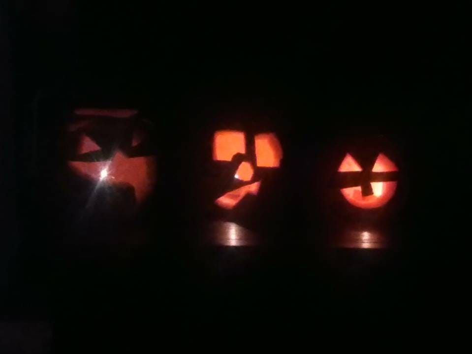 Pumpkins by the Robledo-Padilla family