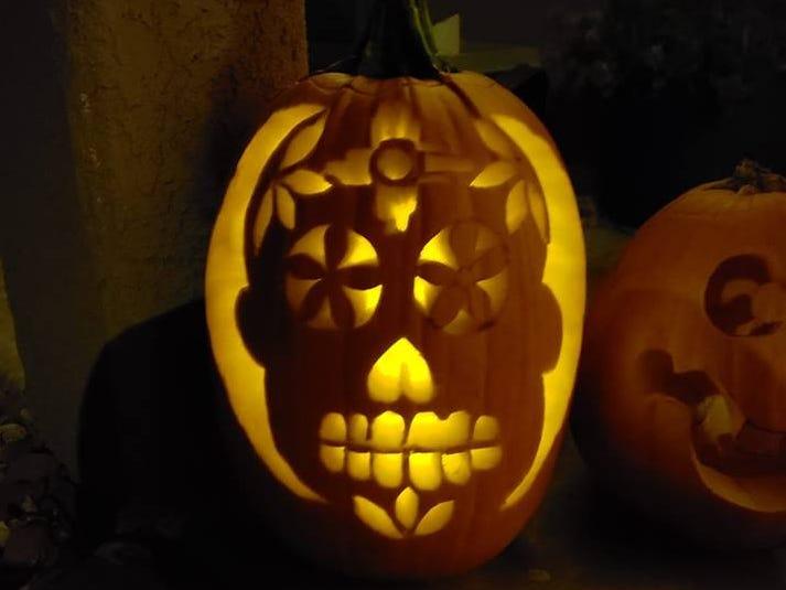 Pumpkin by Melanie Galvan.