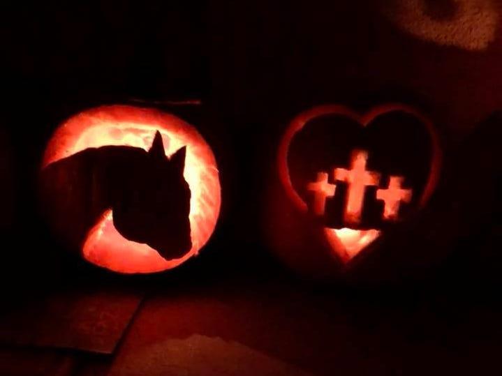 Pumpkins by Liberty Fitzgerald.