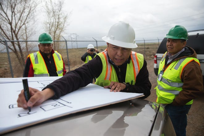 Lionel Haskie has been reinstated to his position as interim CEO of Navajo Agricultural Products Industry after an internal investigation by the company's board.