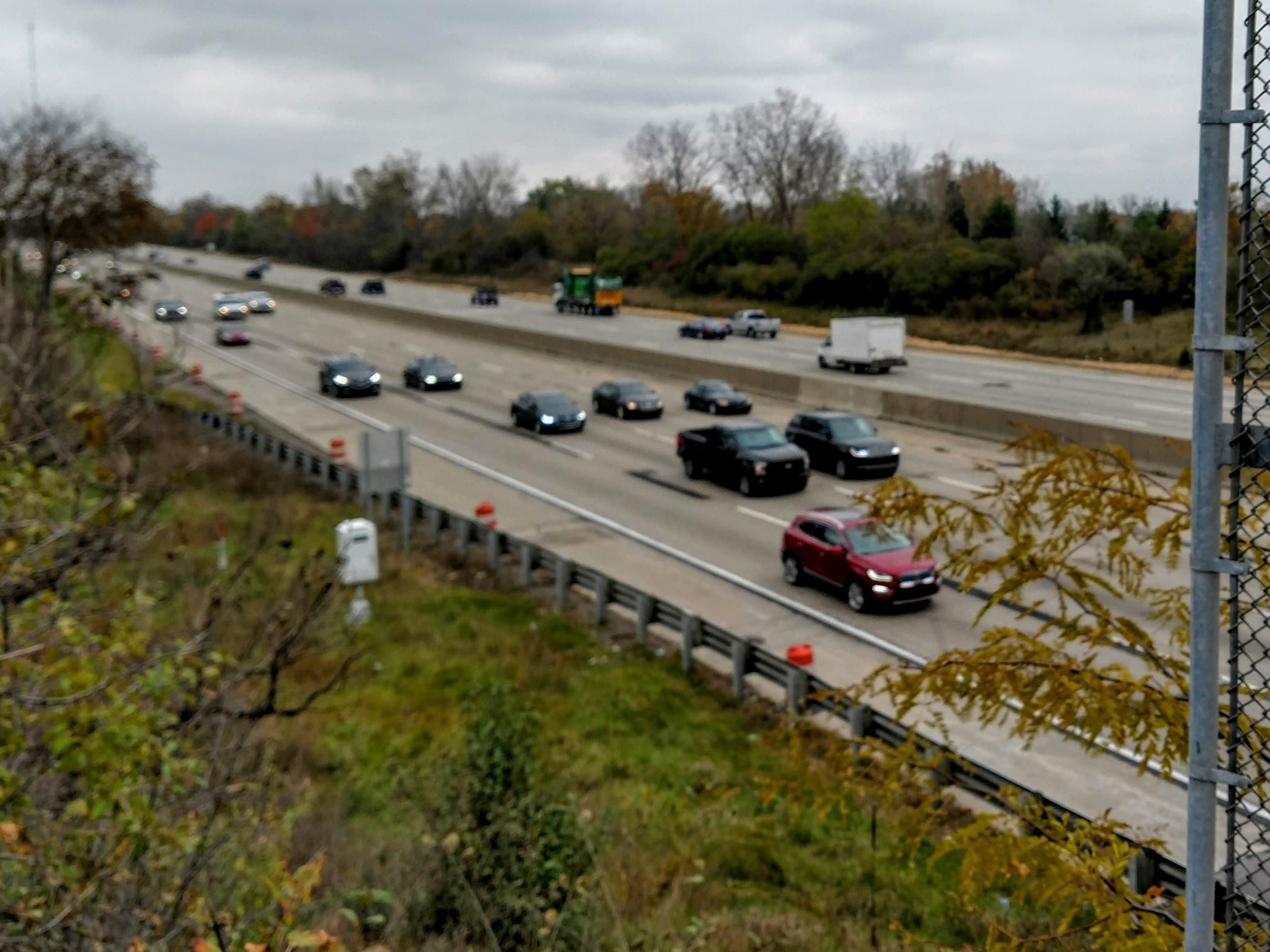 End in sight? Weekend closure could be last of I-696 in Farmington Hills, Novi for 2018