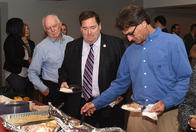 Lt. Gov. Billy Nungesser visits Opelousas with an update on the tourism industry in Louisiana.