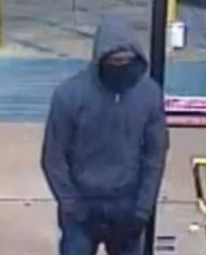 Police are asking for the public's help in identifying a man who allegedly robbed a convenience store in Opelousas at gunpoint.