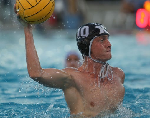 Xavier V University Water Polo 8