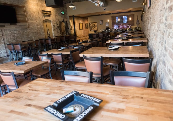 The Cigar Factory in downtown Pensacola is celebrating its one-year anniversary by opening a new private event space on the second floor of its current location on Palafox Place.